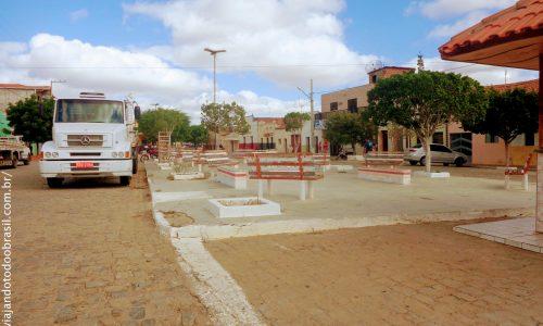 Passagem - Praça