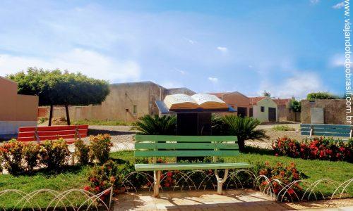 Patu - Praça da Bíblia