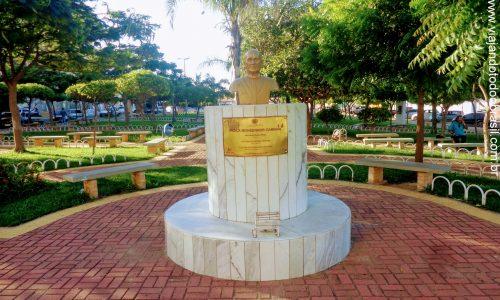 Pau dos Ferros - Praça Monsenhor Caminha
