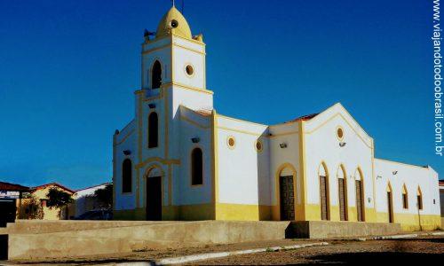 Pau dos Ferros - Capela de São Benedito