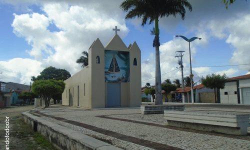 Pedra Branca - Praça da Igreja Matriz de Nossa Senhora Aparecida