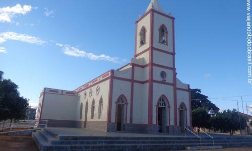Pedro Avelino - Igreja Matriz São Paulo Apóstolo