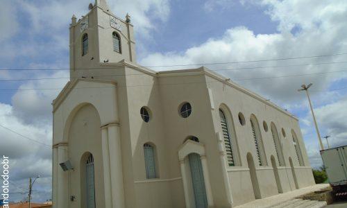 Penaforte - Igreja de Nossa Senhora da Saúde