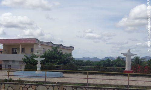 Pilões - Praça do Redentor