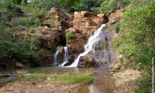 Pilar de Goiás - Cachoeira do Ogó