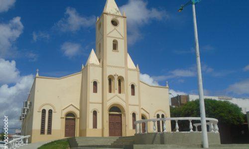 Piquet Carneiro - Igreja Matriz do Sagrado Coração de Jesus