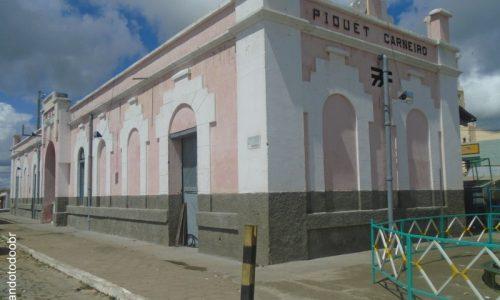 Piquet Carneiro - Antiga Estação Ferroviária