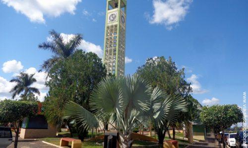 Piracanjuba - Praça Guarda Mor Francisco Quirino Oliveira