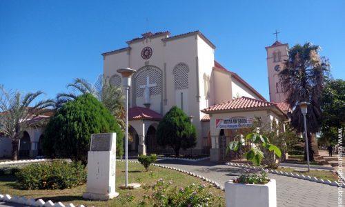 Pires do Rio - Igreja Matriz do Sagrado Coração de Jesus