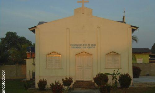 Plácido de Castro - Igreja de São Sebastião
