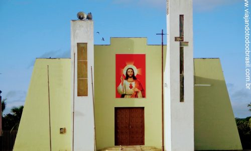 Poço Branco - Igreja Sagrado Coração de Jesus