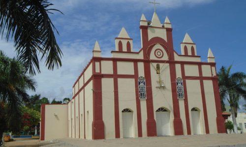 Poranga - Igreja Matriz da Sagrada Família