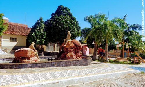 Portalegre - Praça Letícia Soares