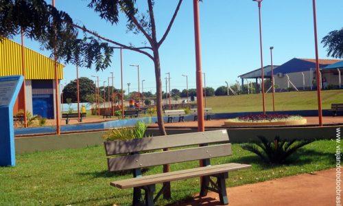 Porteirão - Praça da Família