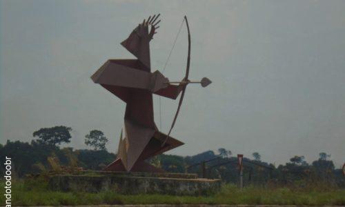 Porto Velho - Monumento o Indígena