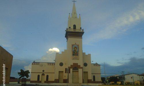Potiretama - Igreja de Nossa Senhora do Perpétuo Socorro