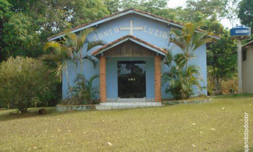 Primavera de Rondônia - Igreja de Santa Luzia