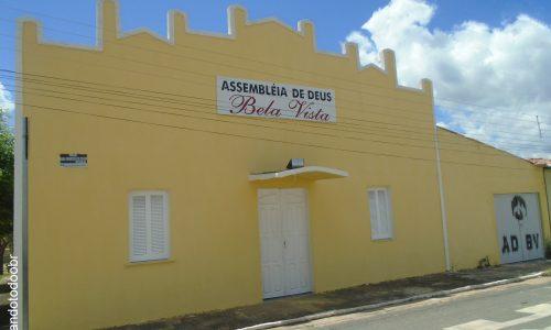 Quiterianópolis - Igreja Evangélica Assembleia de Deus