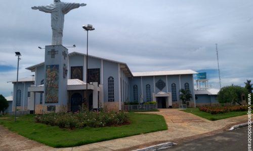 Rubiataba - Igreja de Nossa Senhora do Perpétuo Socorro