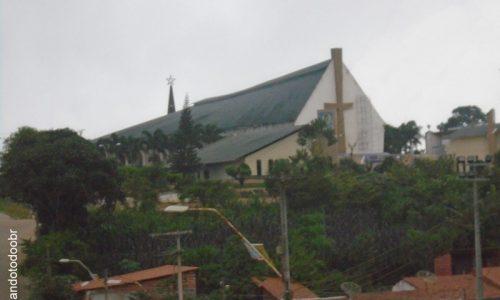 São Benedito - Santuário Nossa Senhora de Fátima