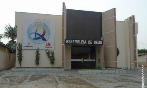 São Felipe d'Oeste - Igreja Evangélica Assembleia de Deus