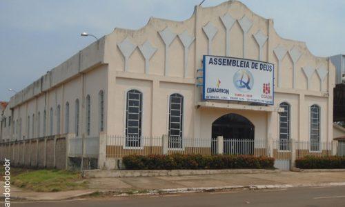 São Francisco do Guaporé - Igreja Evangélica Assembleia de Deus