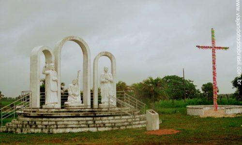 São Gonçalo do Amarante - Santuário aos Mártires de Uruaçu