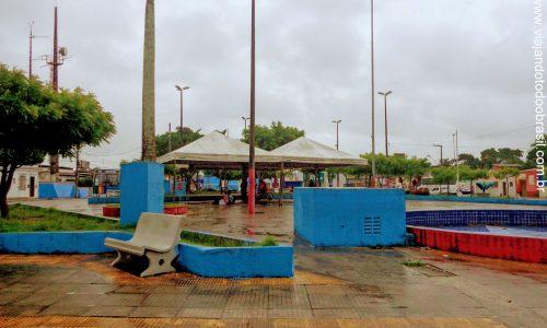 São Gonçalo do Amarante - Praça Dinarte Mariz