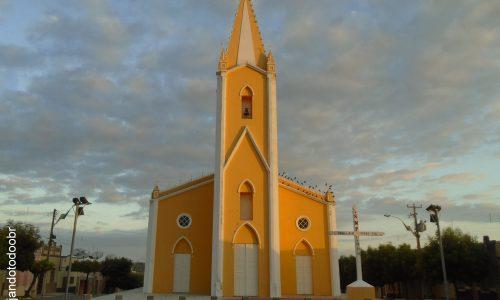 São João do Jaguaribe - Igreja Matriz de São João Batista