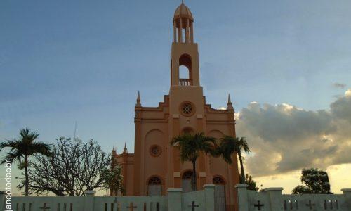 São João do Jaguaribe - Igreja do Sagrado Coração de Jesus (Sítio Lima)