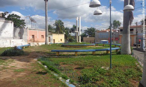 São Miguel - Praça Monsenhor José Aires Neto