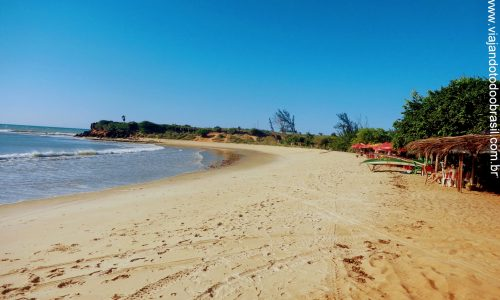 São Miguel do Gostoso - Praia de Tourinhos
