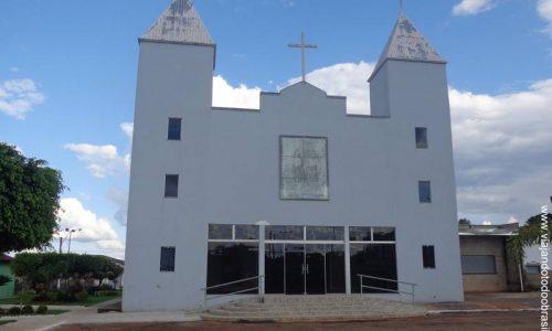 São Patrício - Igreja Matriz do Divino Pai Eterno