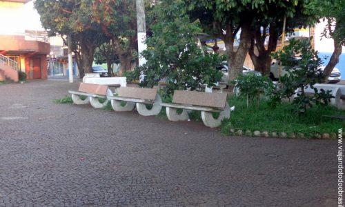 Santa Helena de Goiás - Praça Doutor Pedro Ludovico Teixeira