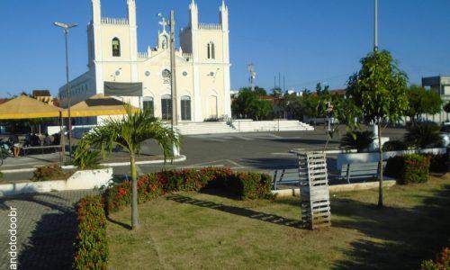 Santa Quitéria - Praça Senador Pompeu