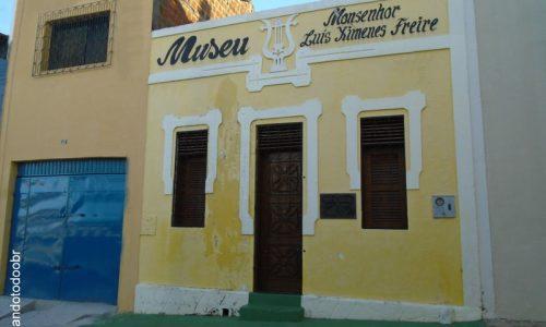 Santa Quitéria - Museu Monsenhor Luís Ximenes Freire