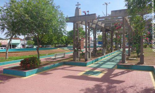 Santana do Matos - Praça Aluízio Alves