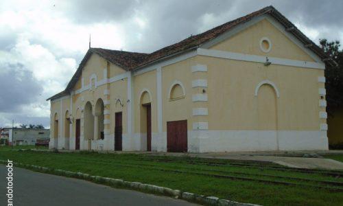 Senador Pompeu - Antiga Estação Ferroviária