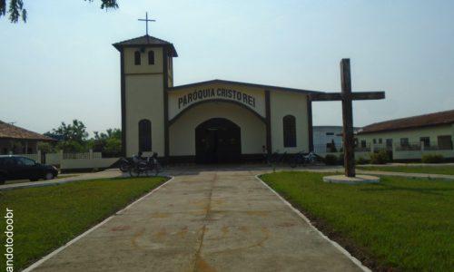 Seringueiras - Igreja Cristo Rei
