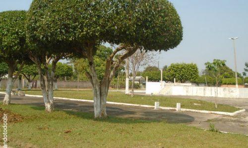 Seringueiras - Praça de Eventos