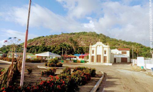 Serrinha - Praça Santo Antônio