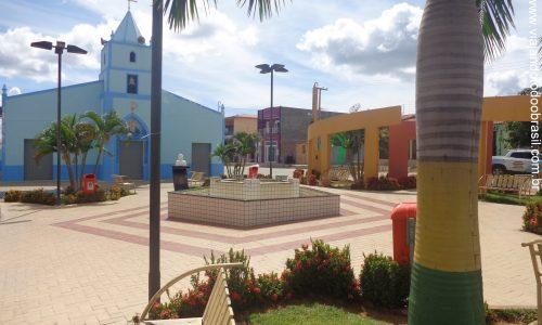 Serrinha dos Pintos - Praça Valentim Guinter