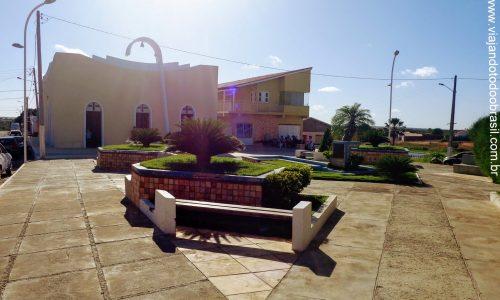 Severiano Melo - Praça Nossa Senhora das Graças