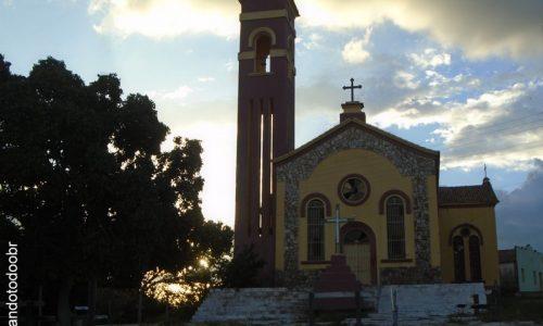 Tabuleiro do Norte - Capela de São Francisco