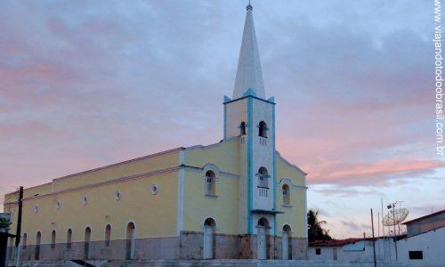 Taipu - Igreja Matriz Nossa Senhora do Livramento