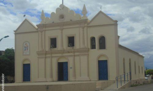 Tauá - Igreja Matriz de Nossa Senhora do Rosário