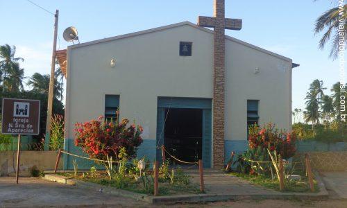 Touros - Capela Nossa Senhora Aparecida (Monte Alegre)