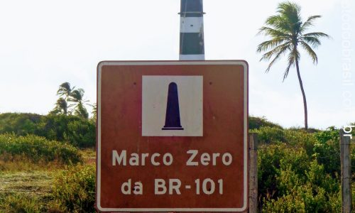 Touros - Marco Zero da BR-101