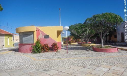 Triunfo Potiguar - Praça Felipe Neri