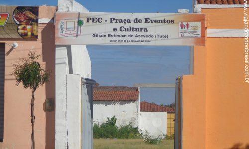 Triunfo Potiguar - Praça de Eventos e Cultura Gilson Estevam de Azevedo